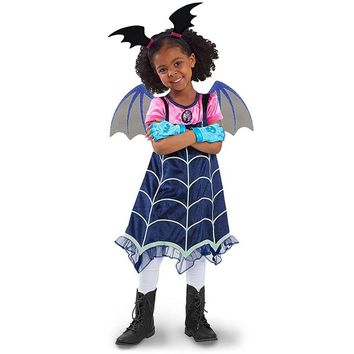 halloween costume for kids witch Party Christmas carnival costumes for children batgirl for girls Cosplay Vampire fancy Dress