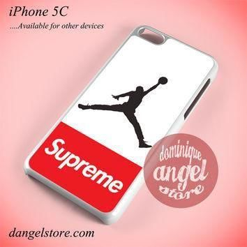 Air Jordan Supreme Phone case for iPhone 5C and another iPhone devices