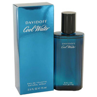 Cool Water Cologne by Davidoff Eau De Toilette Spray