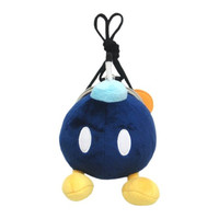 Bob-omb Super Mario Pouch Case Plush