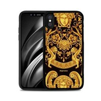 Top Sale Supreme Baroque Medusa Fit Hard Case For iPhone 6 6s 7 8 Plus X Cover +