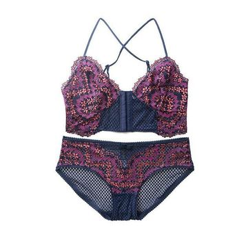 ac DCCKB5Q Hot Deal On Sale Coffee Drinks Cute Bra Set Sexy Lace With Steel Wire Cup [10699851779]