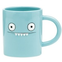 Grasslands Road Uglydoll Ice-Bat Mug, 18-Ounce, Blue