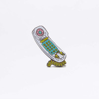 Laser Kitten 90s Dream Phone Pin - Urban Outfitters