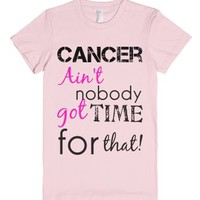 Cancer-Female Light Pink T-Shirt