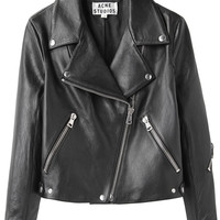 Acne Studios / Rita Leather Jacket  |   La Garçonne