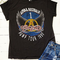Aerosmith '90 Tour T-Shirt