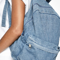 LA Hearts Denim Backpack at PacSun.com