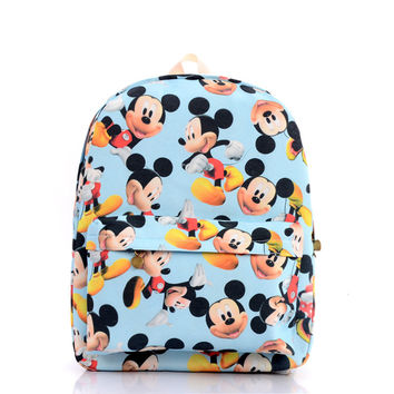 Canvas Backpack = 4887813572