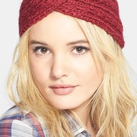 Junior Women's BP. Cable Knit Head Wrap