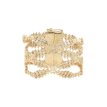 Volutta Gold Bracelet