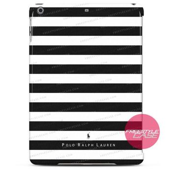 Ralph Lauren Polo Black iPad Case 2, 3, 4, Air, Mini Cover