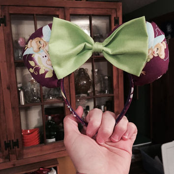 Tinkerbell Mouse Ear Headband