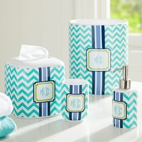 Preppy Bath Accessories