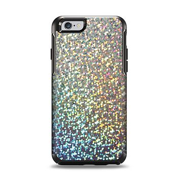 The Colorful Confetti Glitter Sparkle Apple iPhone 6 Otterbox Symmetry Case Skin Set