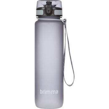 Sports Water Bottle - 32 oz - Grey