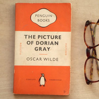 The Picture of Dorian Gray Oscar Wilde novel  by EAGERforWORD