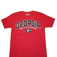 Georgia Bulldogs E5 T-Shirt xyz