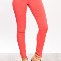 Hyperstretch Jegging