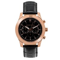 Astor Black / Rose Gold / Black