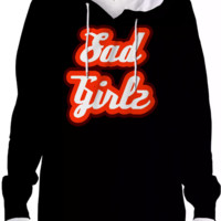 Sad Girlz hoodie created by duckyb | Print All Over Me