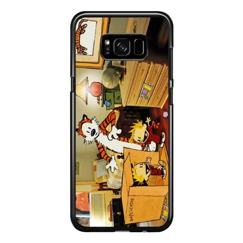Calvin And Hobbes Surprise Samsung Galaxy S8 Plus Case