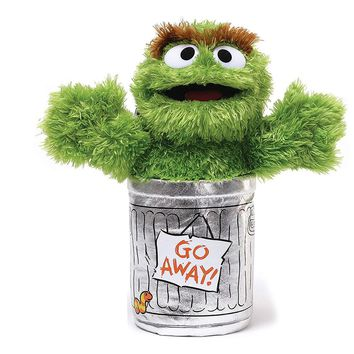 Gund Sesame Street Oscar The Grouch 12""