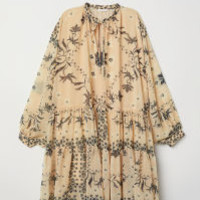 H&M Balloon-sleeved Tunic $54.99