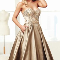 Mac Duggal Ballgowns 76587H Dress
