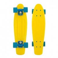 "Penny Skateboards USA Penny Fluorescents 22"" Yellow"