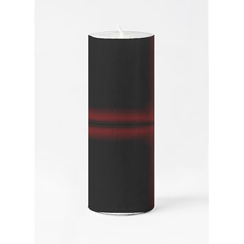 Red Cross Candle