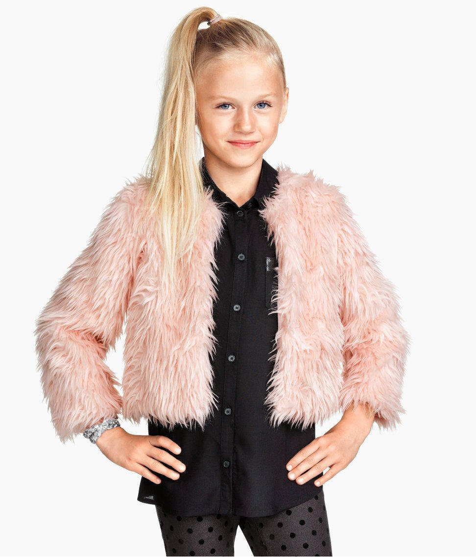 Find kids faux fur jacket at ShopStyle. Shop the latest collection of kids faux fur jacket from the most popular stores - all in one place.
