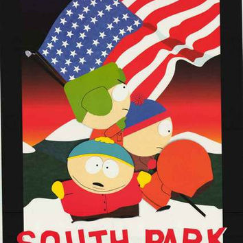 South Park 1999 Movie Poster 22x34