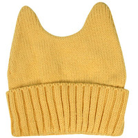 Yellow Beanie Hat with Ears | AsianFoodGrocer.com, Shirataki Noodles, Miso Soup