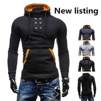 Stylish Men Fashion Hoodies Jacket [6528674819]
