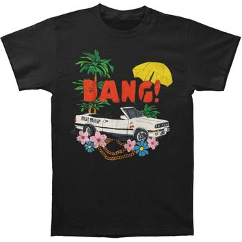 Mac Miller Men's  Dang - Car Mens Soft T Slim Fit T-shirt Black
