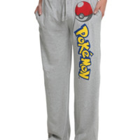 Pokemon Guys Pajama Pants