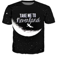 Take me to Neverland Peter Pan