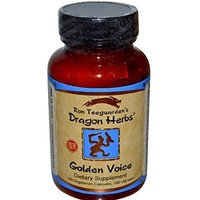 Golden Voice Dragon Herbs 100 Caps
