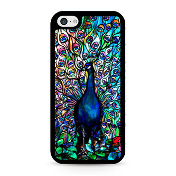 Peacock Tiffany Blue iPhone 5C Case