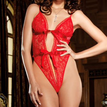 Cute On Sale Hot Deal Sexy One-piece Exotic Lingerie [6596920259]