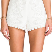 DV by Dolce Vita Myranda Short in White