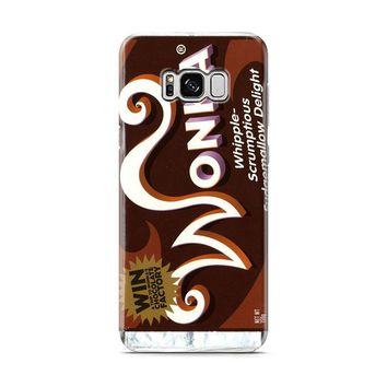Wonka Chocolate 2 Samsung Galaxy S8 | Galaxy S8 Plus case