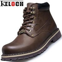 Keloch Men Work Boots