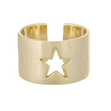 Star Pinky Ring