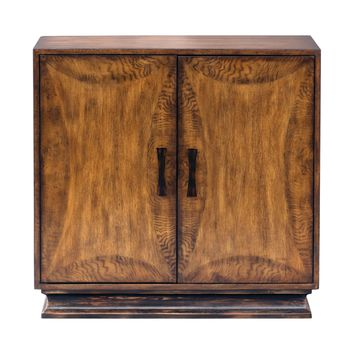 Sanele Honey Stained Console Cabinet by Uttermost