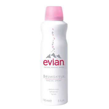 Evian Spray Brumisateur Natural Mineral Water