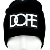 Dope Beanie Alternative Clothing Knit Cap