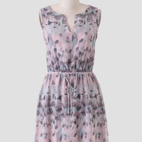 A Night Like This Watercolor Dress