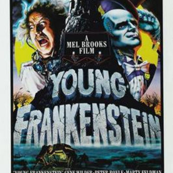 Young Frankenstein Movie Poster 24x36